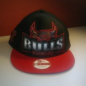 Snapback NBA hat